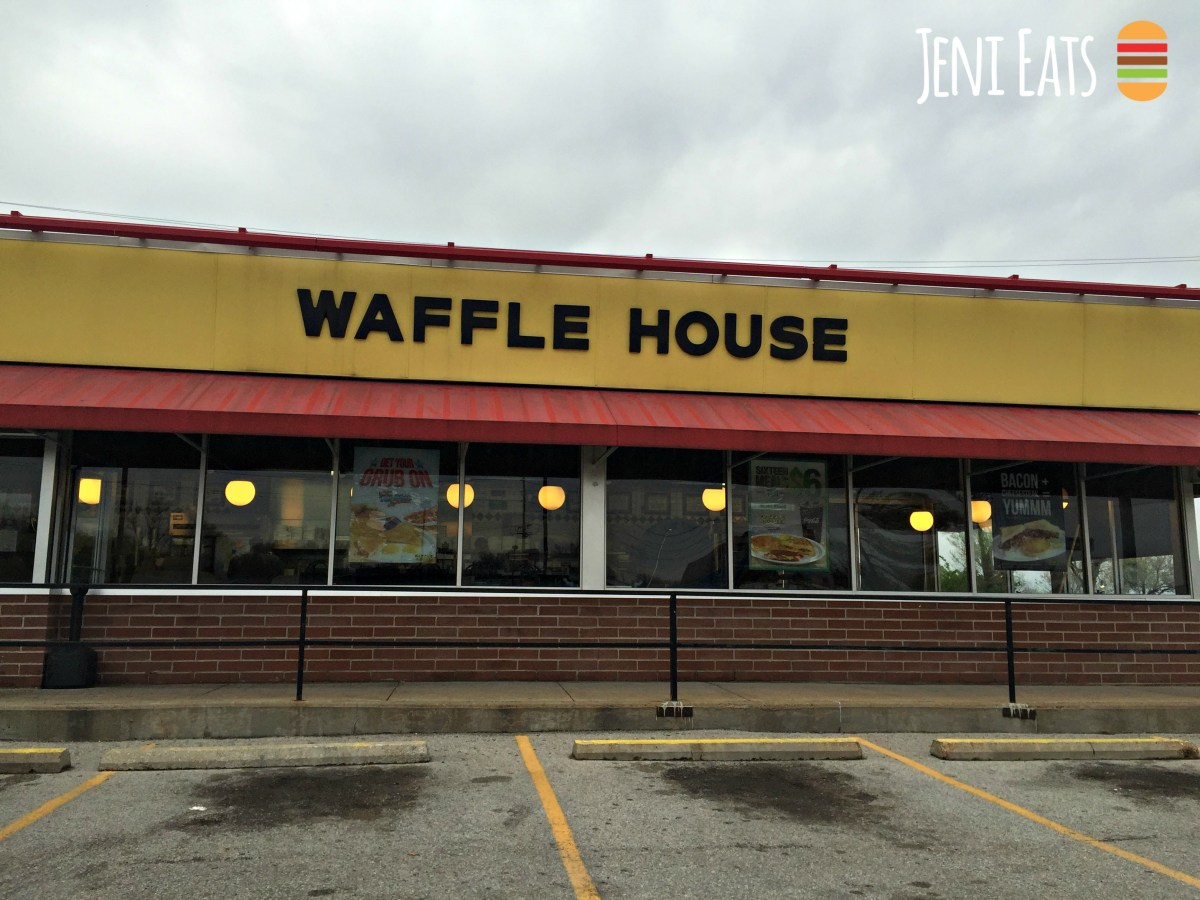 Waffle House Quest:Highlights From The Brock-Bourdain Menu